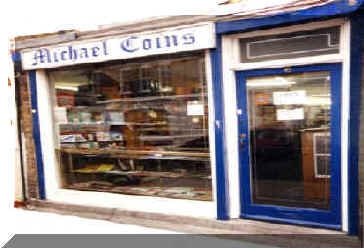 Michael Coins - shop